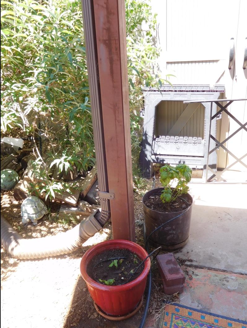 Trellis- Pot and Post